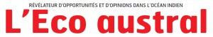 L'Eco austral logo