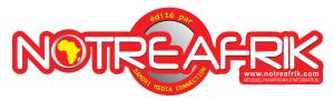 Capture écran logo Notre Afrik